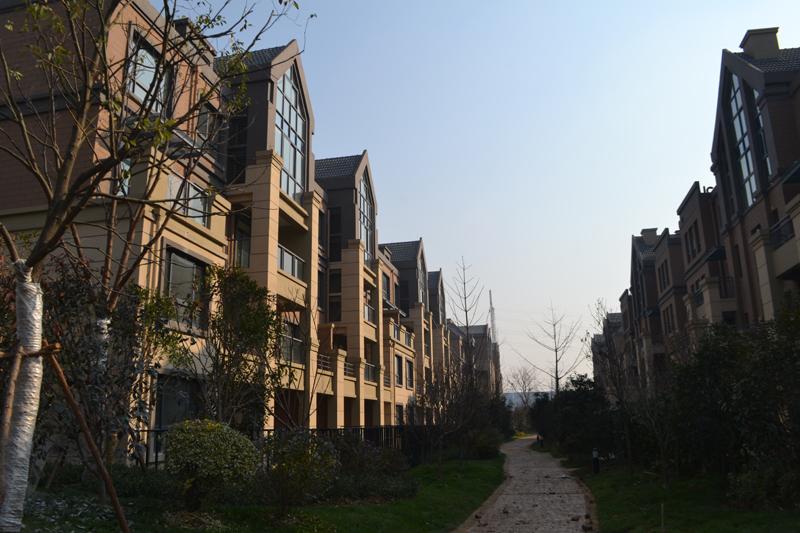 蚌埠山景洋房社区绿地世纪城布鲁斯小镇