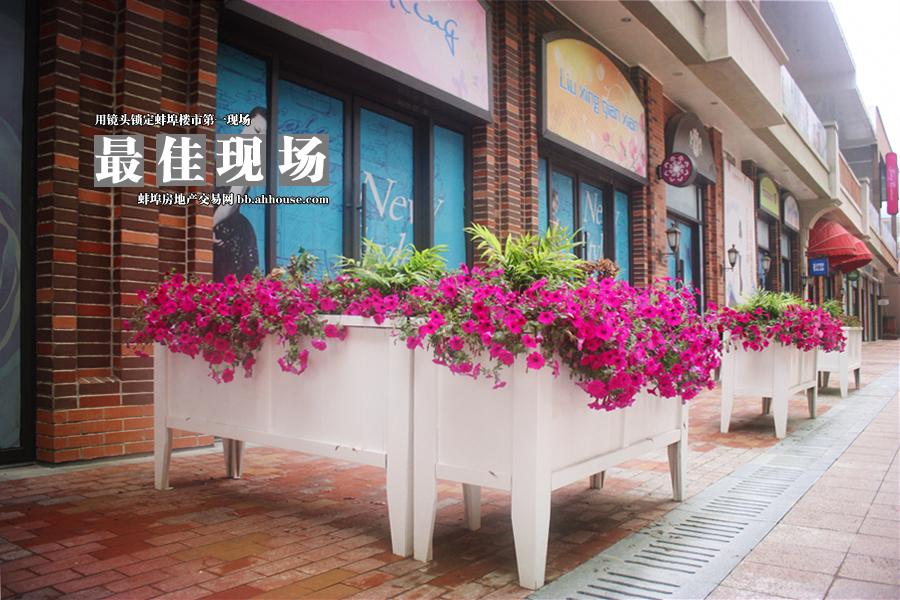 蚌埠万达广场珍珠坊现铺实景 即买即收益