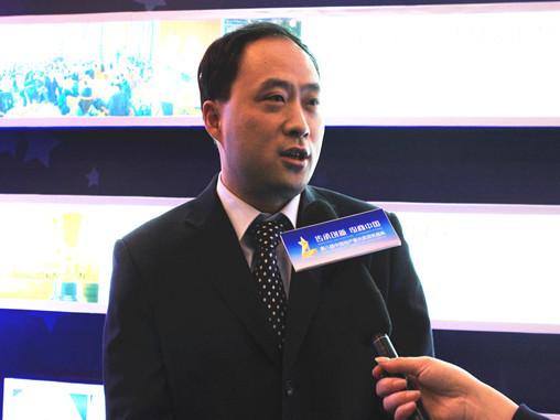 【中国地产星光奖专访】巢湖华邦置业公司总经理张文跃