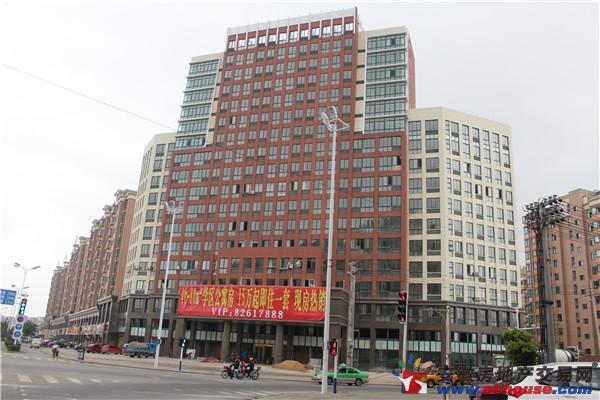 力和丹桂公寓楼号图