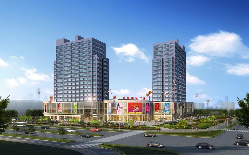 中州国际广场楼号图