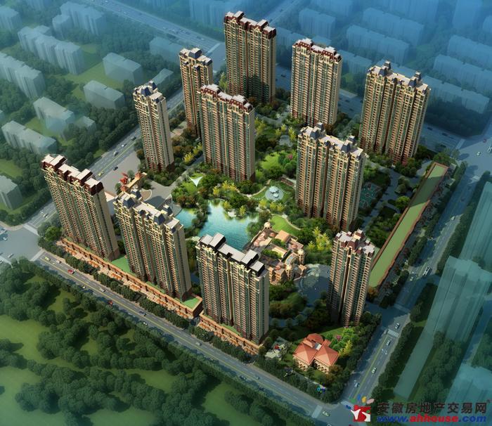 滁州恒大绿洲楼号图