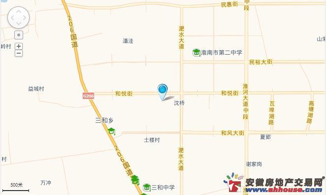 山南壹号交通图