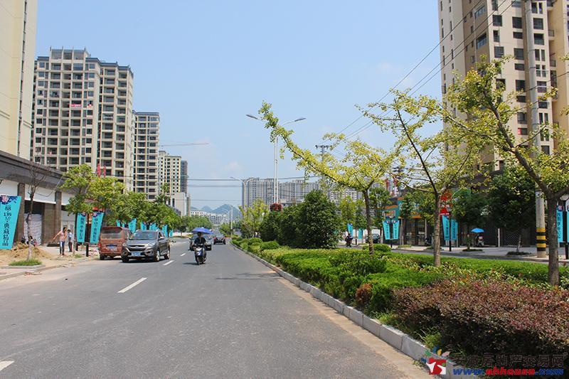 长宏·御泉湾周边环境图