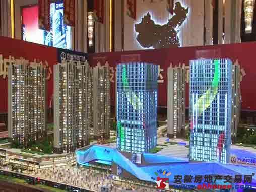 宿州万达广场楼盘视频