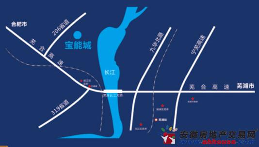 宝能时代广场交通图