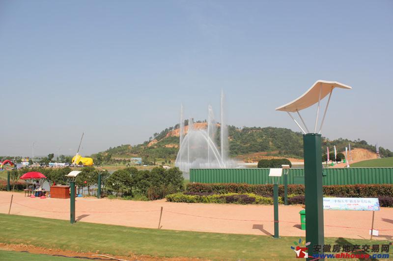 新港国际城实景图