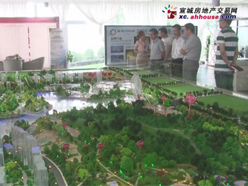 新港国际城楼盘视频