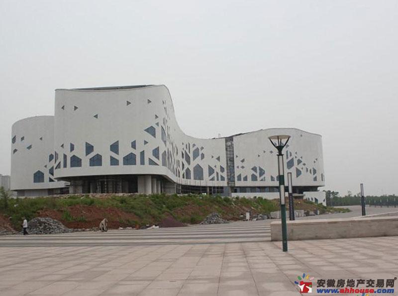 宛陵湖新城周边环境图