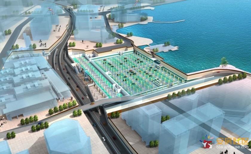 芜湖地下城市走廊规划图 看到这个 更加相信芜湖以后的地铁建设啦图片