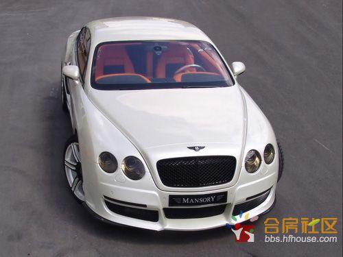 合肥上月卖得最贵一辆车的价格543万元的宾利高清图片
