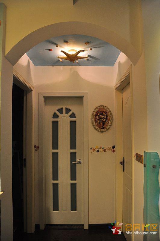 欧式入户玄关吊顶效果图欣赏 高清图片