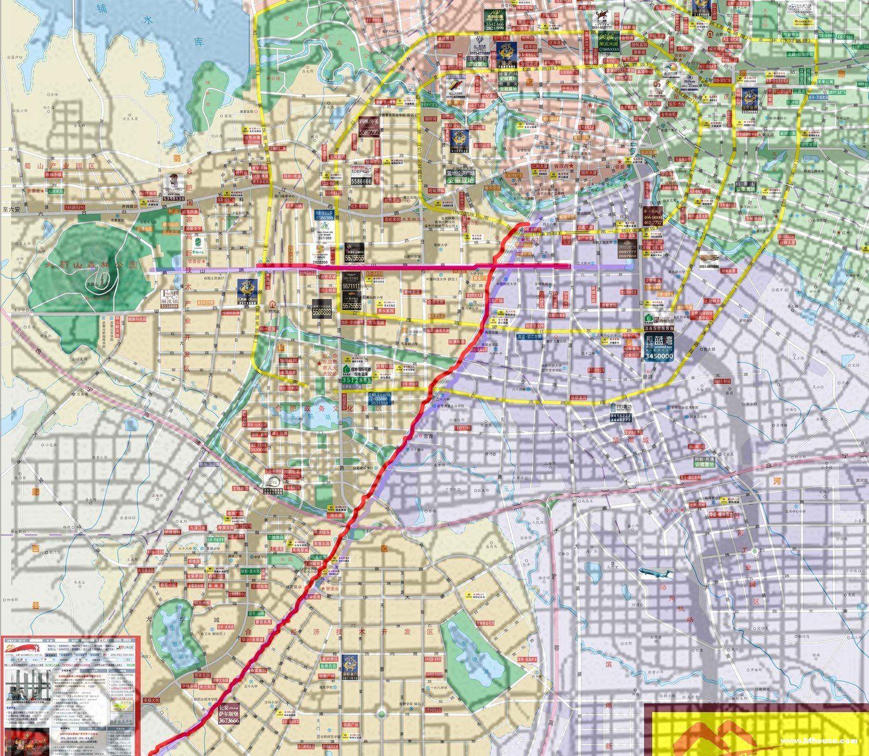 合肥地铁三号线规划_合肥地铁3号线明年10月将破土动工