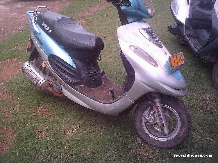 力帆125跨骑摩托嘉陵125踏板摩托车便宜卖