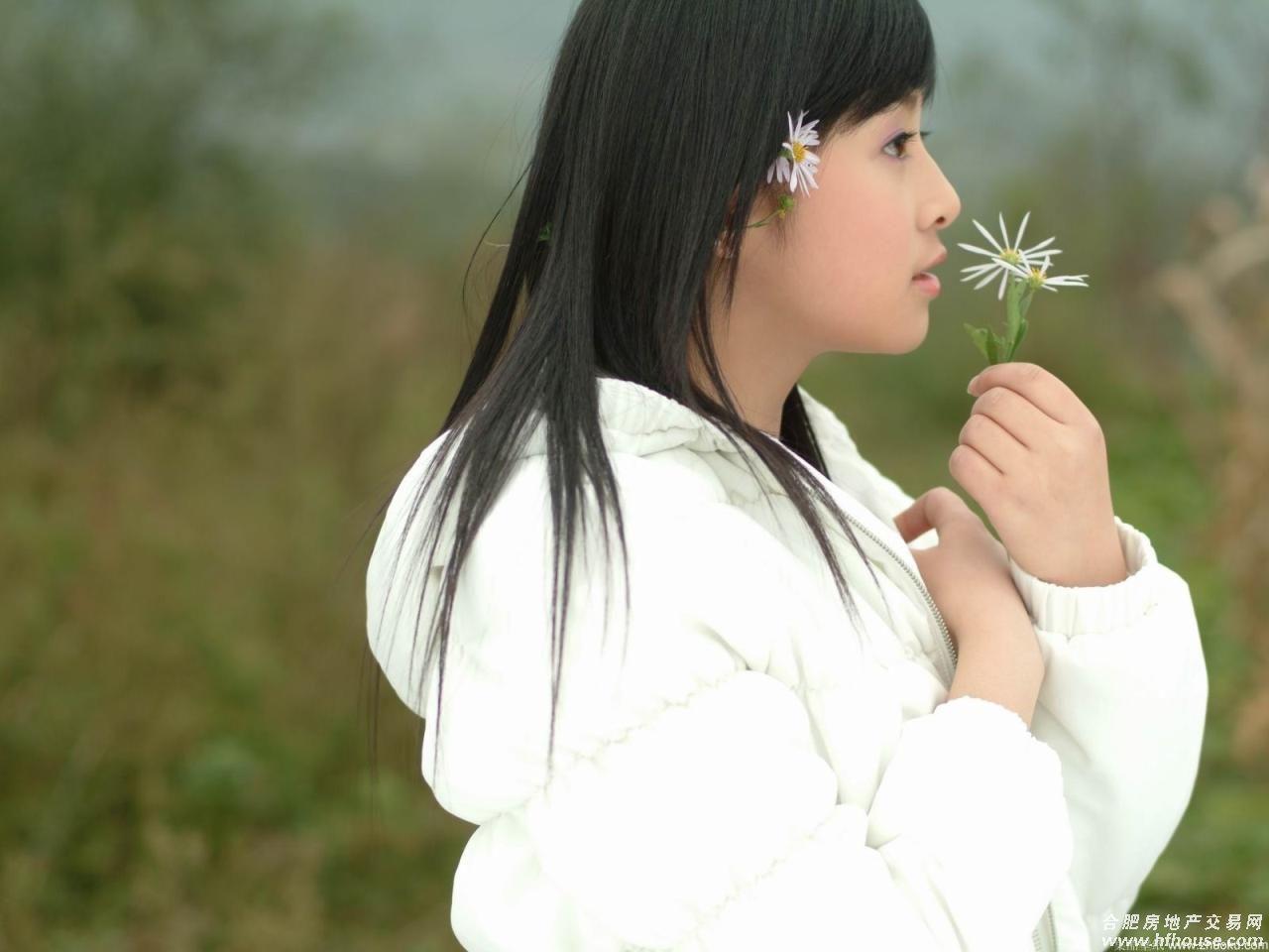 美女图片 青春