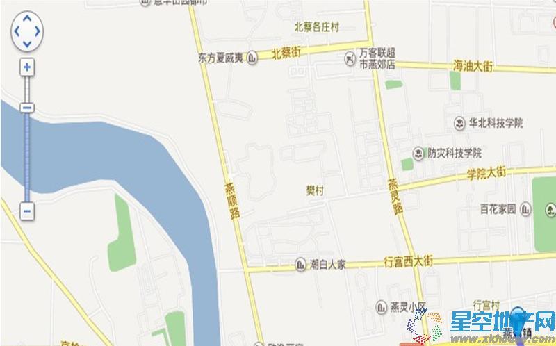 富地广场交通图