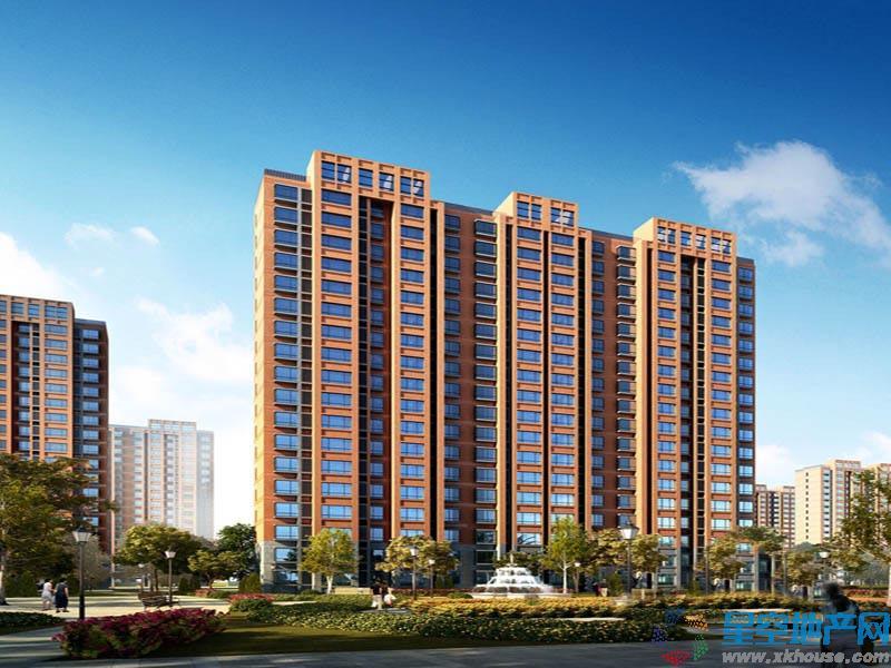 中国铁建•国际花园在售楼栋