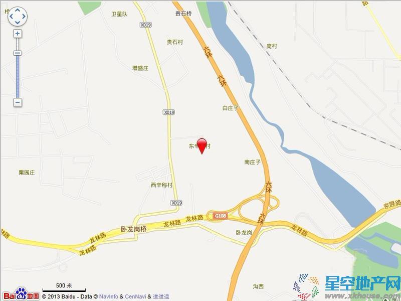 中国铁建•梧桐汇交通图