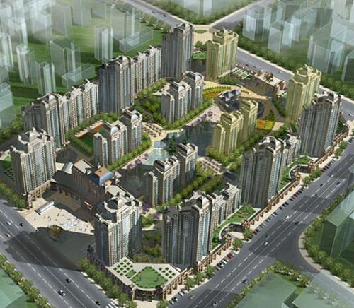 珠江帝景楼号图