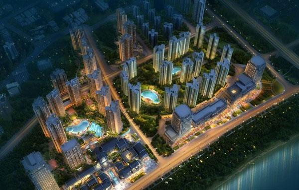 珠江国际楼号图