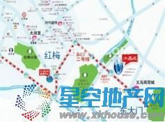 泰和之春交通图