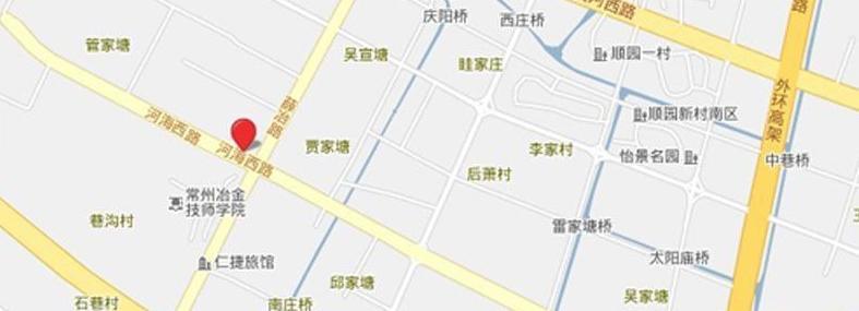 凤凰湖壹号交通图