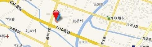 长江1号交通图