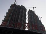坝上街环球中心楼盘视频