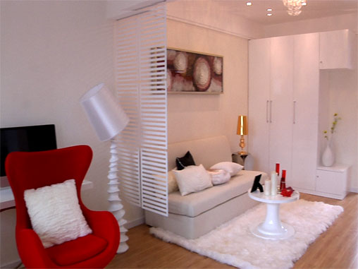 合肥国耀星达城女士必备精装小公寓