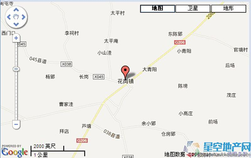 盛财肥西[2012]30号宗地交通图