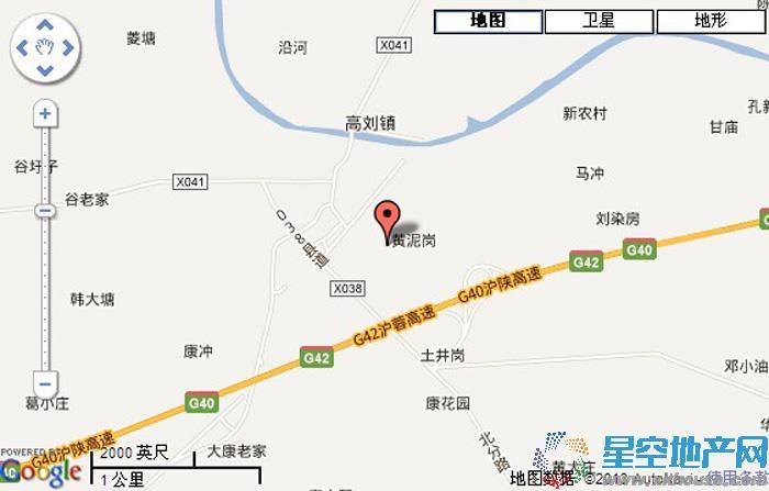 振荣•锦尚公馆交通图