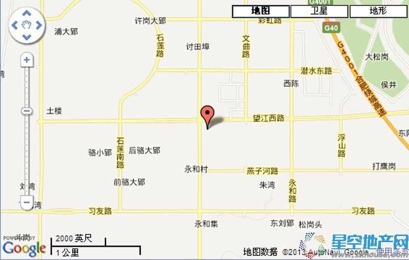 汇景城市中心交通图