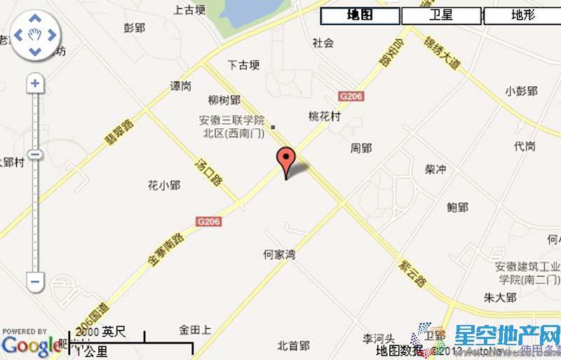 永禾置业[2013]1号宗地交通图