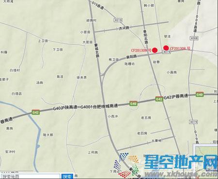 中恒置业长丰县CF201309地块其他图片