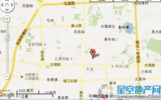 明翔十三街交通图