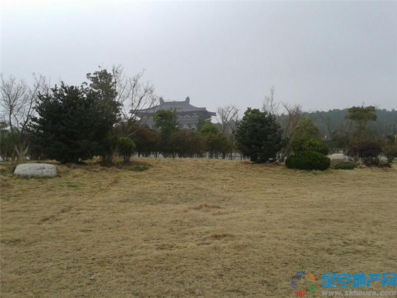 中国院子周边环境图