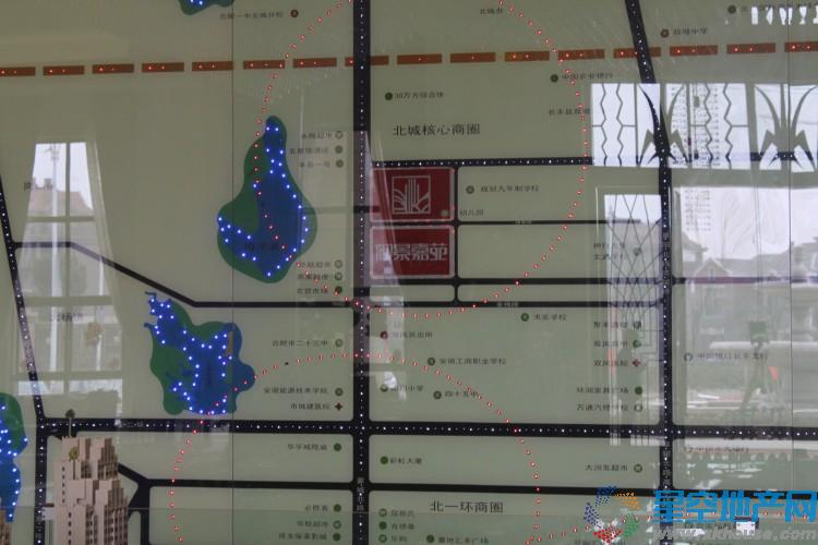 御景嘉苑交通图