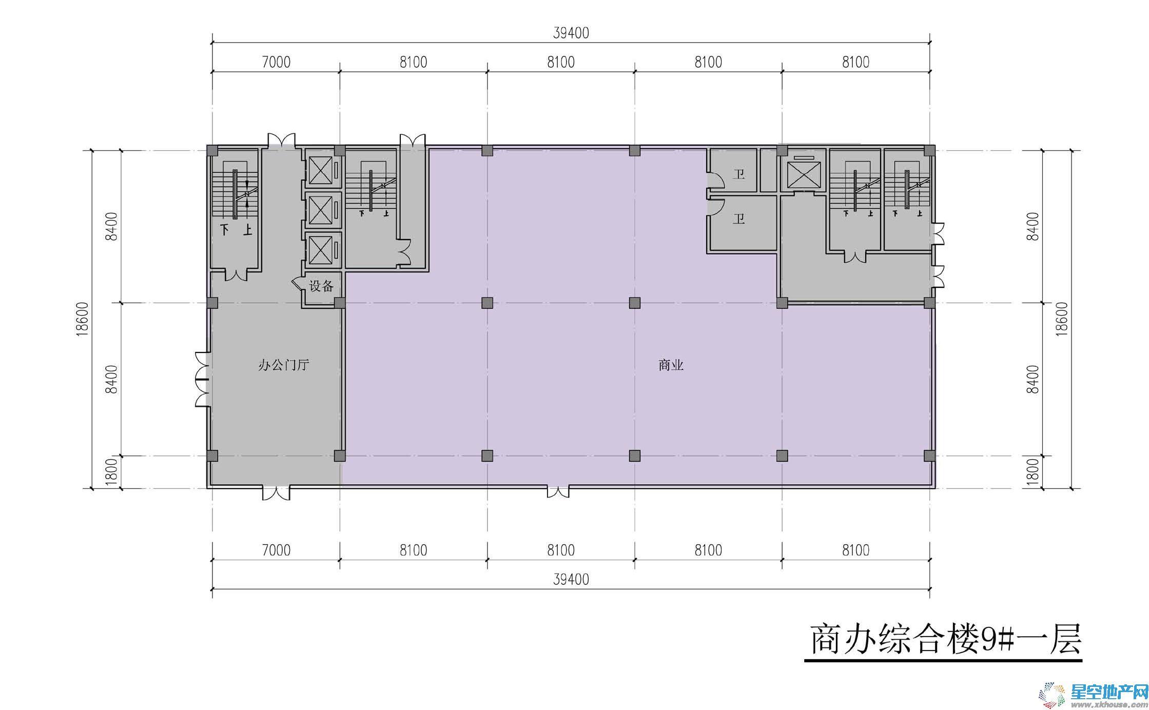 南翔汽车智慧新城五室以上一厅一卫
