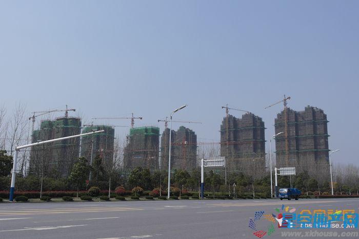 祥源城周边环境图