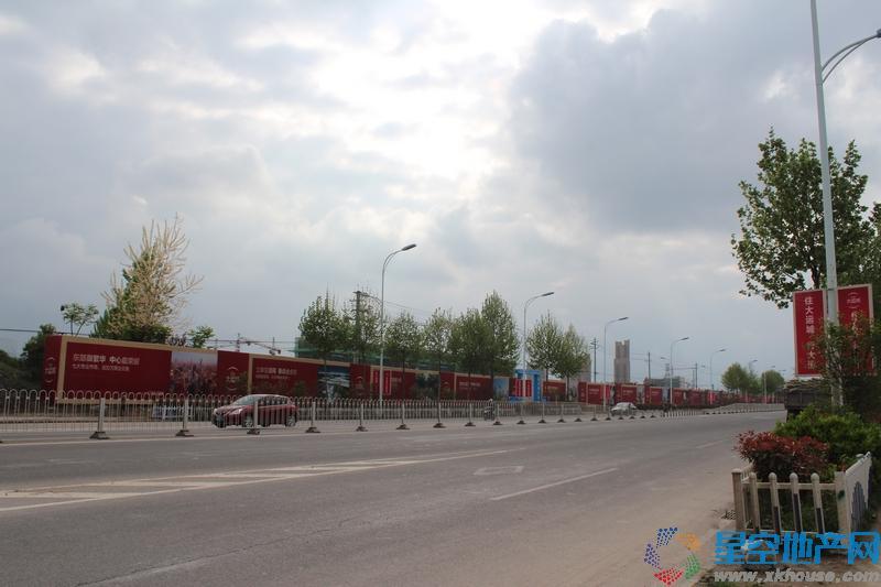 东方明珠嘉苑实景图