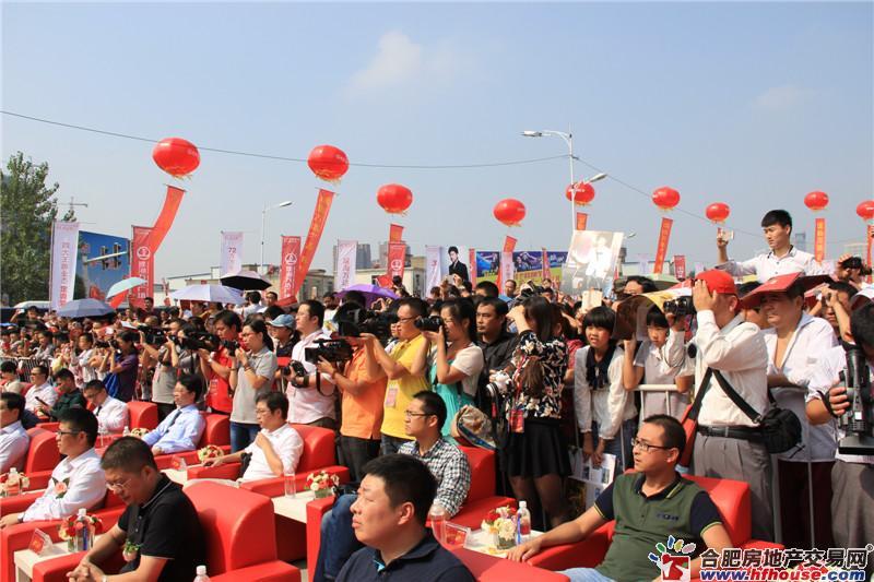 瑶海万达广场实景图