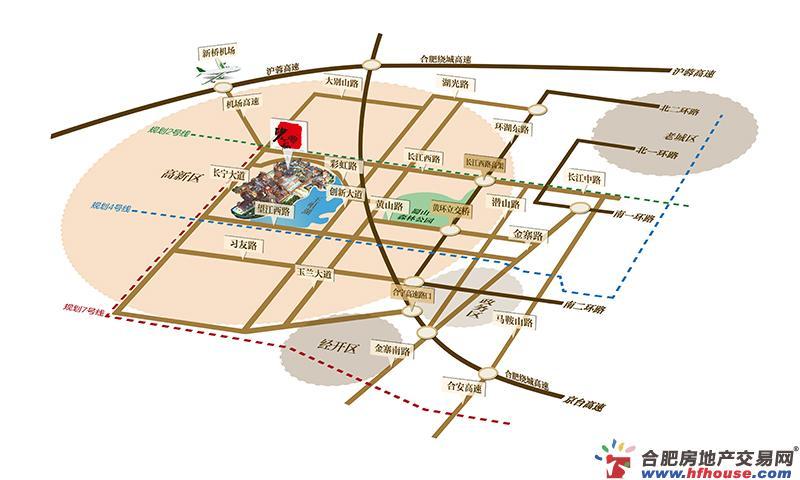 砂之船(合肥)奥特莱斯艺术商业广场其他图片