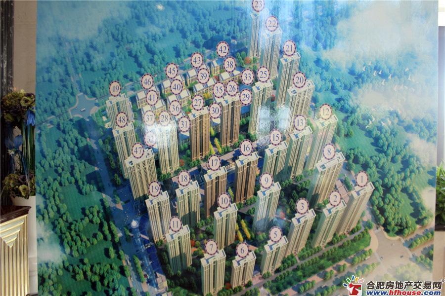信地·华地城楼号图