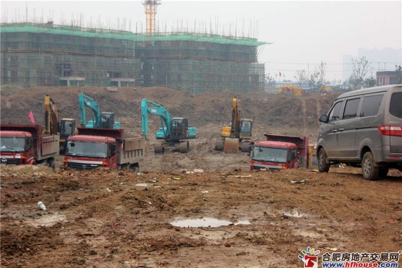 华地翡翠蓝湾实景图