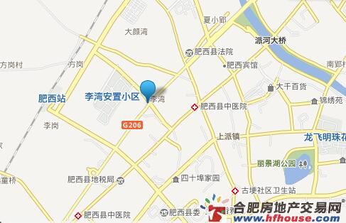 华悦公馆交通图