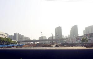 合肥葛大店192亩地拆迁中 后期建商业综合体