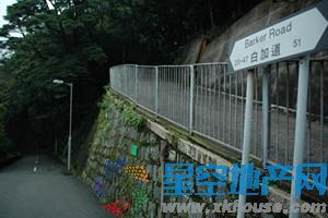 内地律师买香港白加道28号豪宅