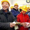 安徽7%外出农民工月收入超五千