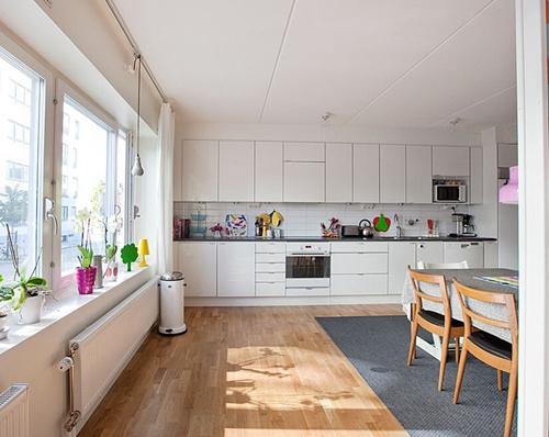小编带来一组实用美观的开放式厨房,不妨一起欣赏吧!图片