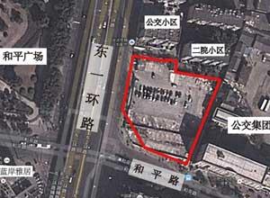 本周4宗地将挂牌出让 宁国路或再建商业街